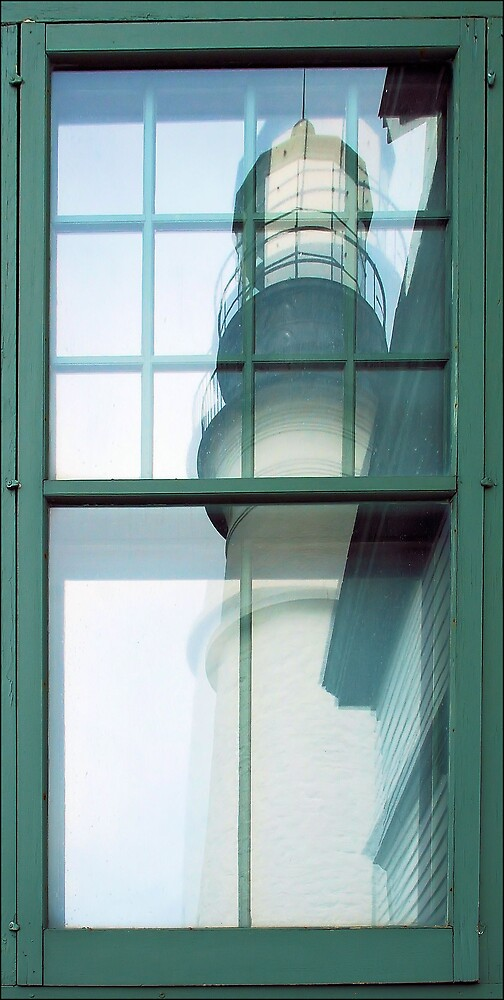Light in the Window by Donnie Shackleford