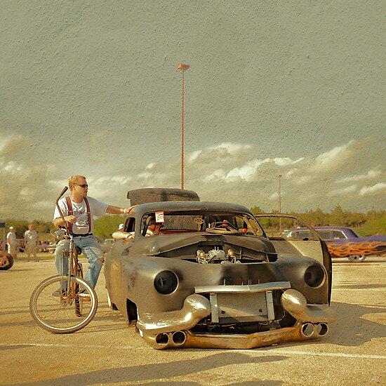 Texas by Paul Vanzella