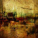 Abstract Desert 8 by Angelina Cornidez
