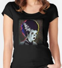 The Monster's Bride Women's Fitted Scoop T-Shirt