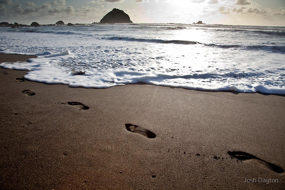Footprints by Josh Dayton
