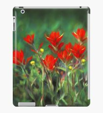 Indian Paintbrush iPad Case/Skin