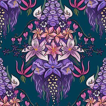 A Poisonous Bouquet by phantomssiren