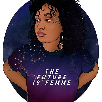 The Future Is Femme by fabfeminist