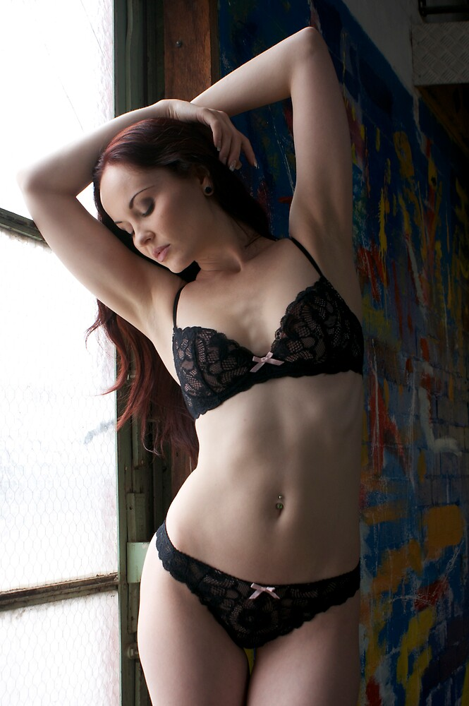 Lingerie Shoot 4 by Ryan Lester