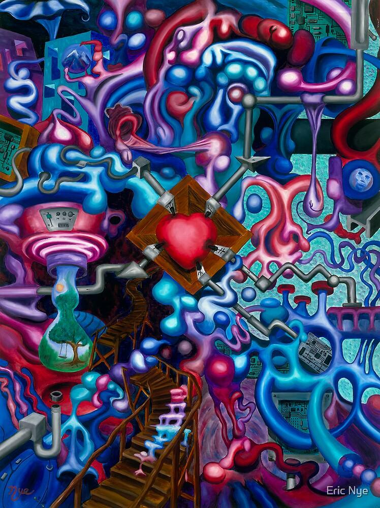 Heart Drive by Eric Nye