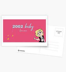 Anne-marie - 2002 Postcards
