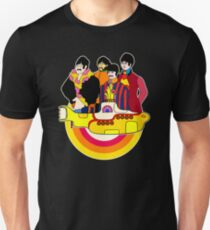 Yellow Submarine - Pop Art Unisex T-Shirt