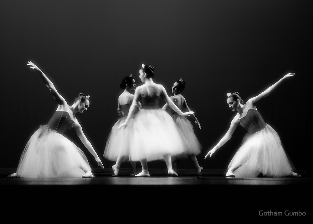 The Dancers by Dreebs