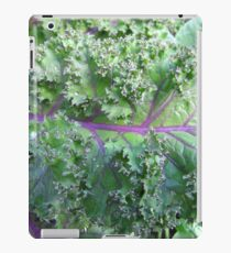 Fresh Kale  iPad Case/Skin