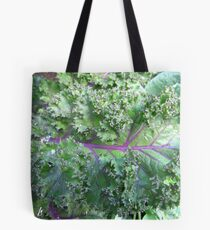 Fresh Kale  Tote Bag