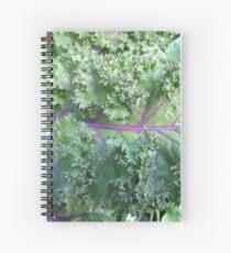 Fresh Kale  Spiral Notebook
