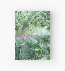 Fresh Kale  Hardcover Journal