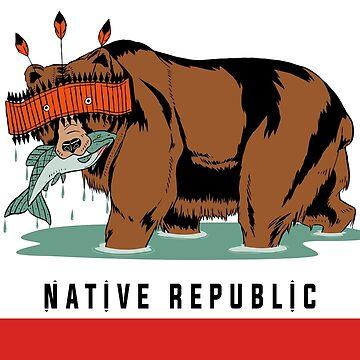 Native Rebublic by jackiefawn