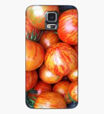 Heirloom Tomatoes Case/Skin for Samsung Galaxy