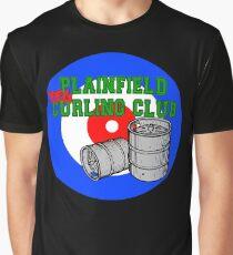 Plainfield Keg Curling Club Graphic T-Shirt