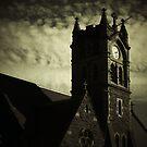 Gloomy Church by sh3ll