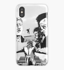 The Reichenbach Fall iPhone Case