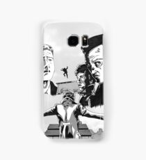 The Reichenbach Fall Samsung Galaxy Case/Skin