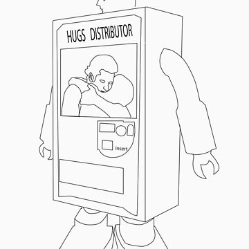 hugs distributor by carlito