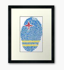 Aruban Framed Print