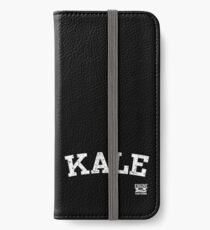 Kale iPhone Wallet/Case/Skin