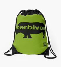 Herbivore Drawstring Bag