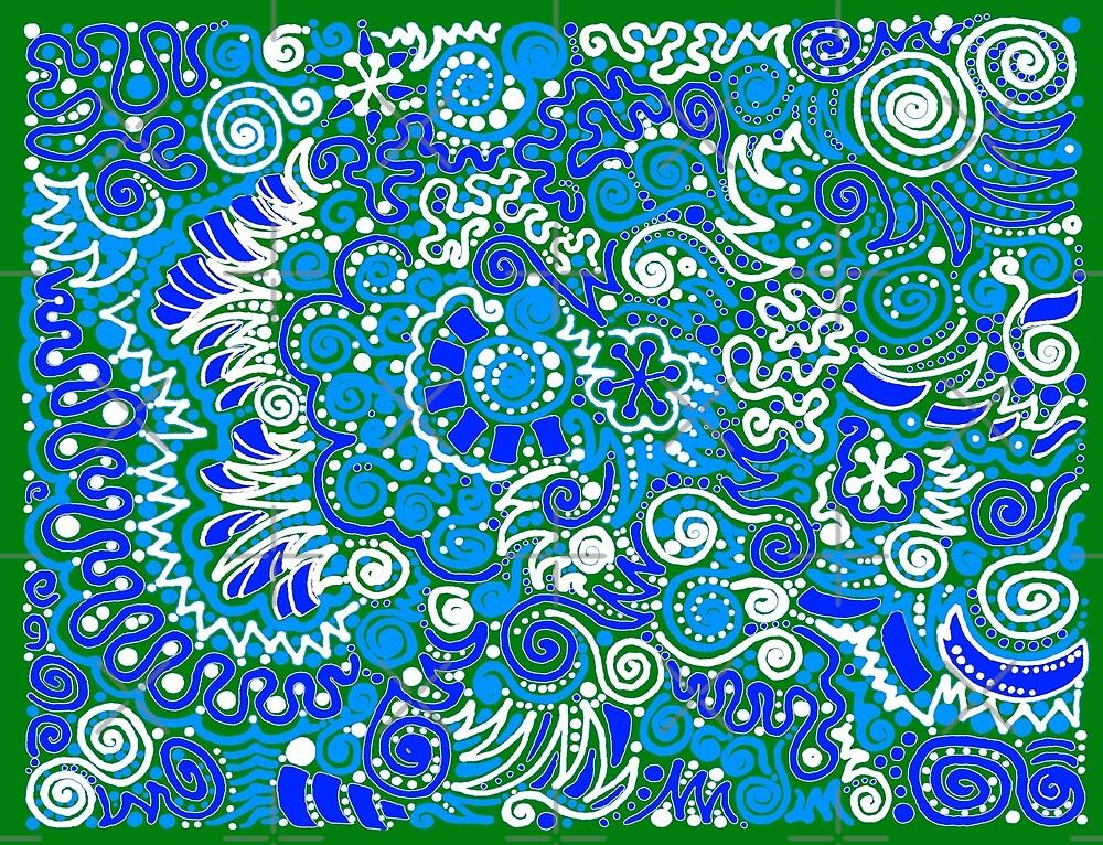 ka-doodle 2 by Clare Wuellner
