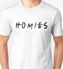 Camiseta ajustada Homies