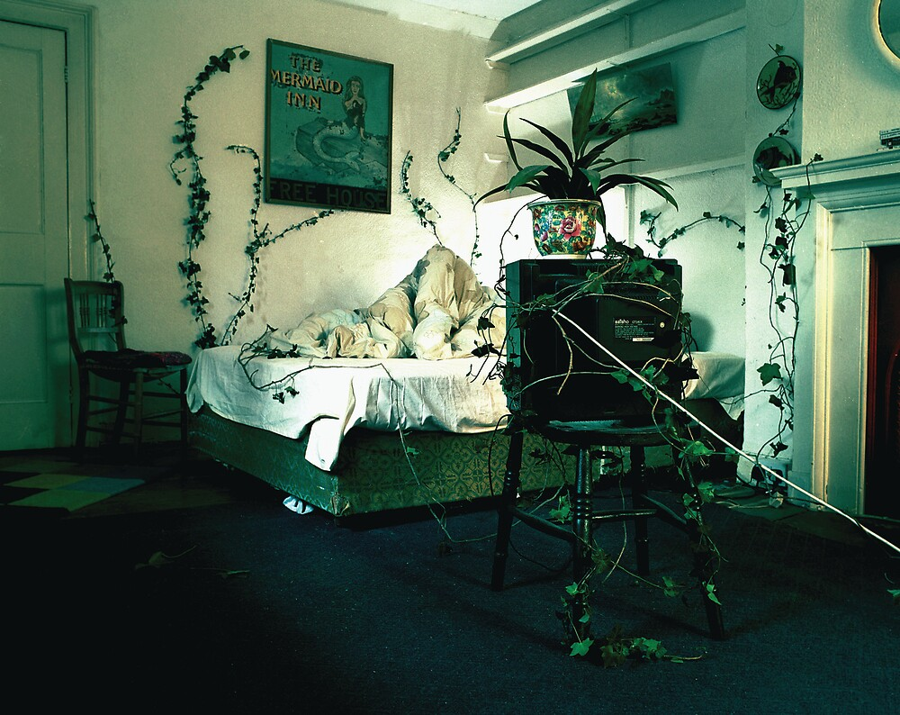 The Bedroom by Chris Charalambous