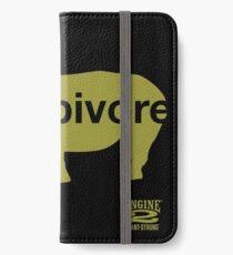 Herbivore Green iPhone Wallet/Case/Skin