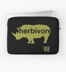 Herbivore Green Laptop Sleeve