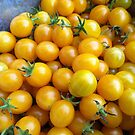 Heirloom Cherry Tomatoes by engine2forlife