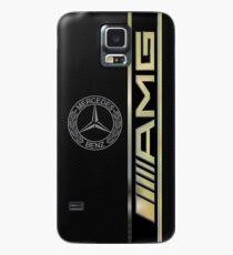 amg logo Case/Skin for Samsung Galaxy