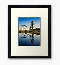 Kejimkujik Dawn Framed Print