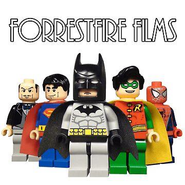 Forrestfire Films Lego by PenstareOutlet