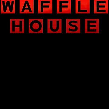 Waffle House by WaveofLife