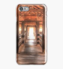 Kinchega Woolshed iPhone Case/Skin