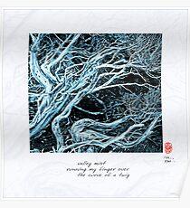 Valley Mist Poster