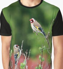Goldfinches Graphic T-Shirt