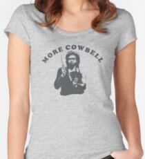 Camiseta entallada de cuello redondo MÁS COWBELL - WILL FERRELL