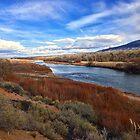 Big New Mexico Sky by GallegosArts