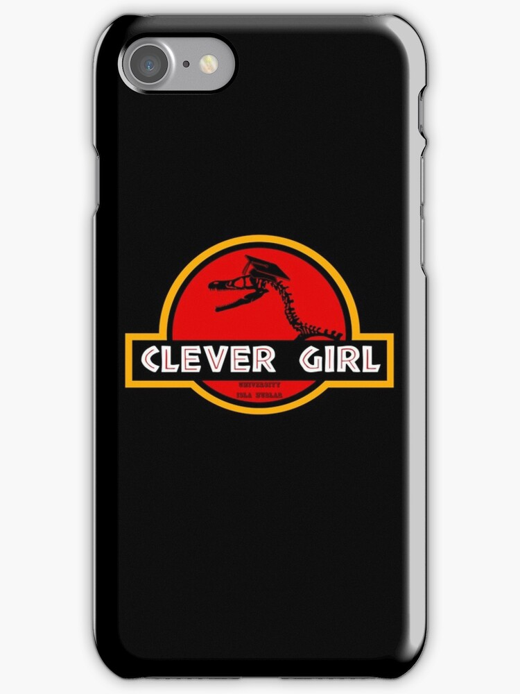 Clever Girl by perdita00