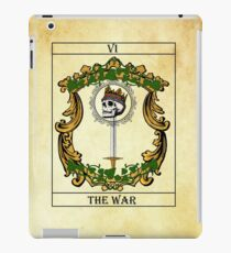 Tarot - The War iPad Case/Skin