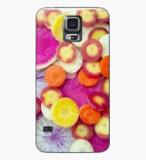 Fresh Sliced Roots Case/Skin for Samsung Galaxy