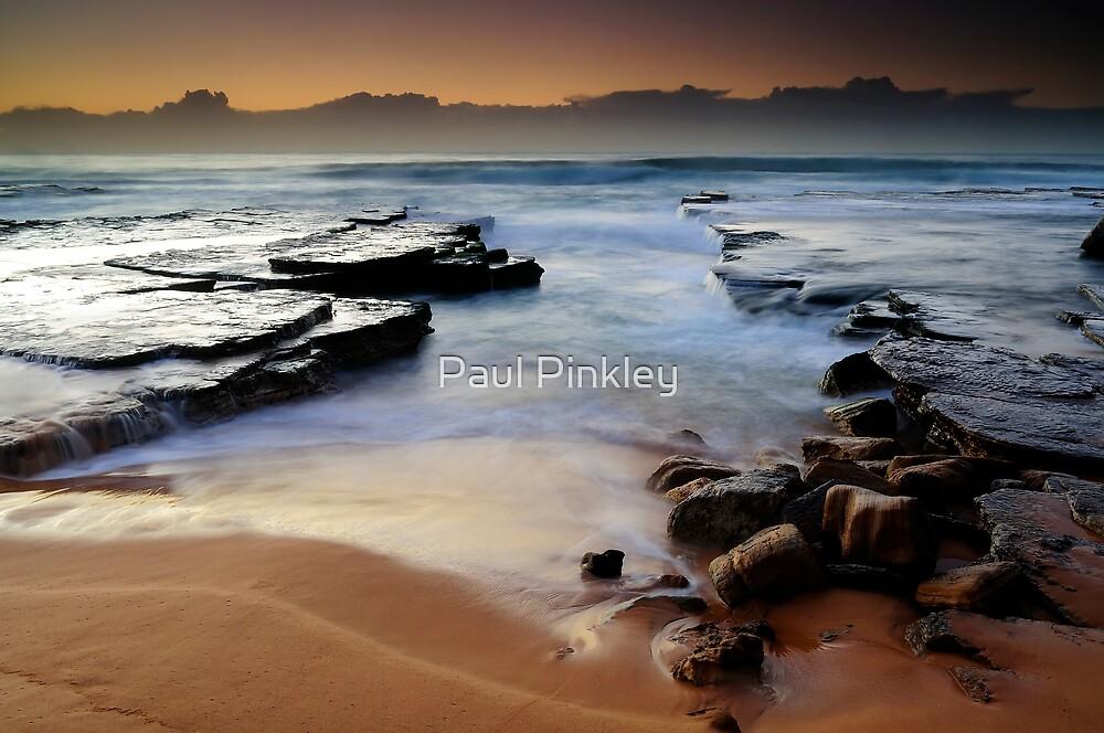Turrimetta Dawning by Paul Pinkley