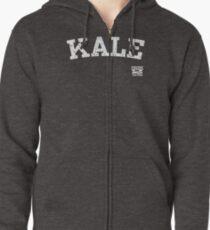 Kale Zipped Hoodie