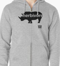 Herbivore Zipped Hoodie