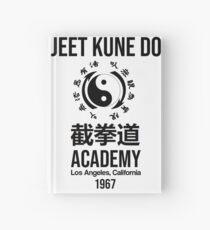 Jeet Kune Do Academy Martial Arts Bruce Lee Hardcover Journal