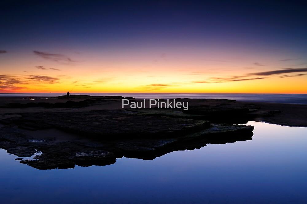 Solitude at Dawn by Paul Pinkley